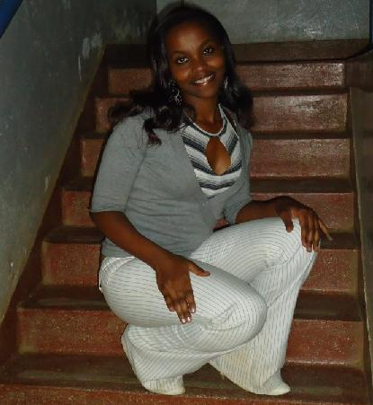black girls in kenya