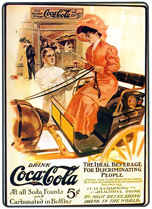 source - http://www.beautifullife.info/advertisment/history-of-coca-cola-in-ads/