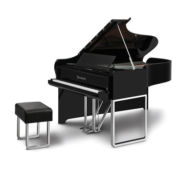 Audi grand piano
