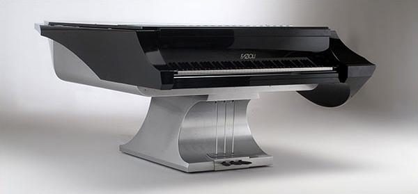 M. Liminal grand piano