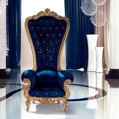 How To Make A Queen Throne Chair Metal Bar Chairs The Armchair By Caspani