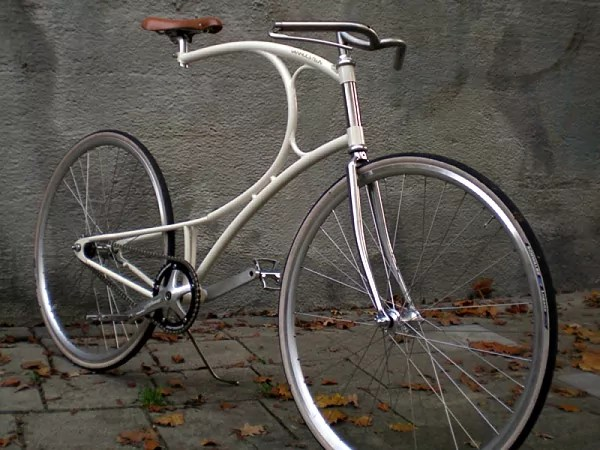 Van Hulsteijn bike