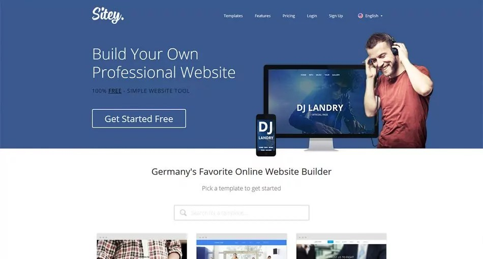 15 best free website