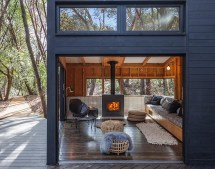 California Forest Houses