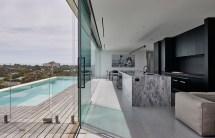 Modern Rectangular House With Pool In Australia