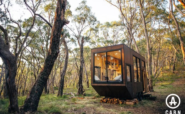 Cabn Modern Tiny House In South Australia