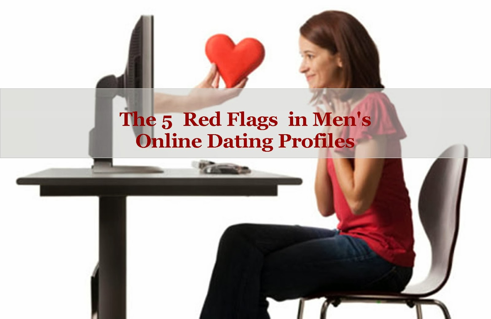 Red flags when on dating sites