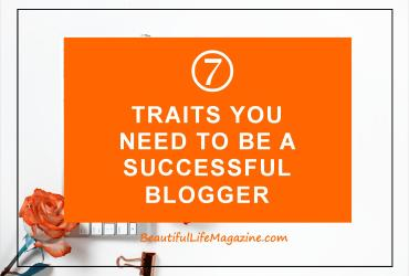 There are a few ways to tell if you're going to make a successful blogger, it's all about your personality traits, motivations, and commitment!