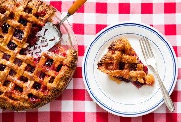 After cracking open the mechanics of starch, I can count on a flawless cherry pie every time, regardless of whether I'm using fresh or frozen fruit!