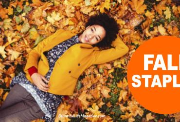 What I love about this post, is that even though this is not the first time I've done it, I still 100% stand by these Fall staples.