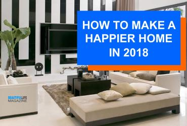 Some New Year's resolutions, like hauling your bum to the gym on the regular, require commitment. But others, like zhooshing up your home for a fresh outlook, are easy as pie. We asked a few of our editors to share the one trick that make a happier home.