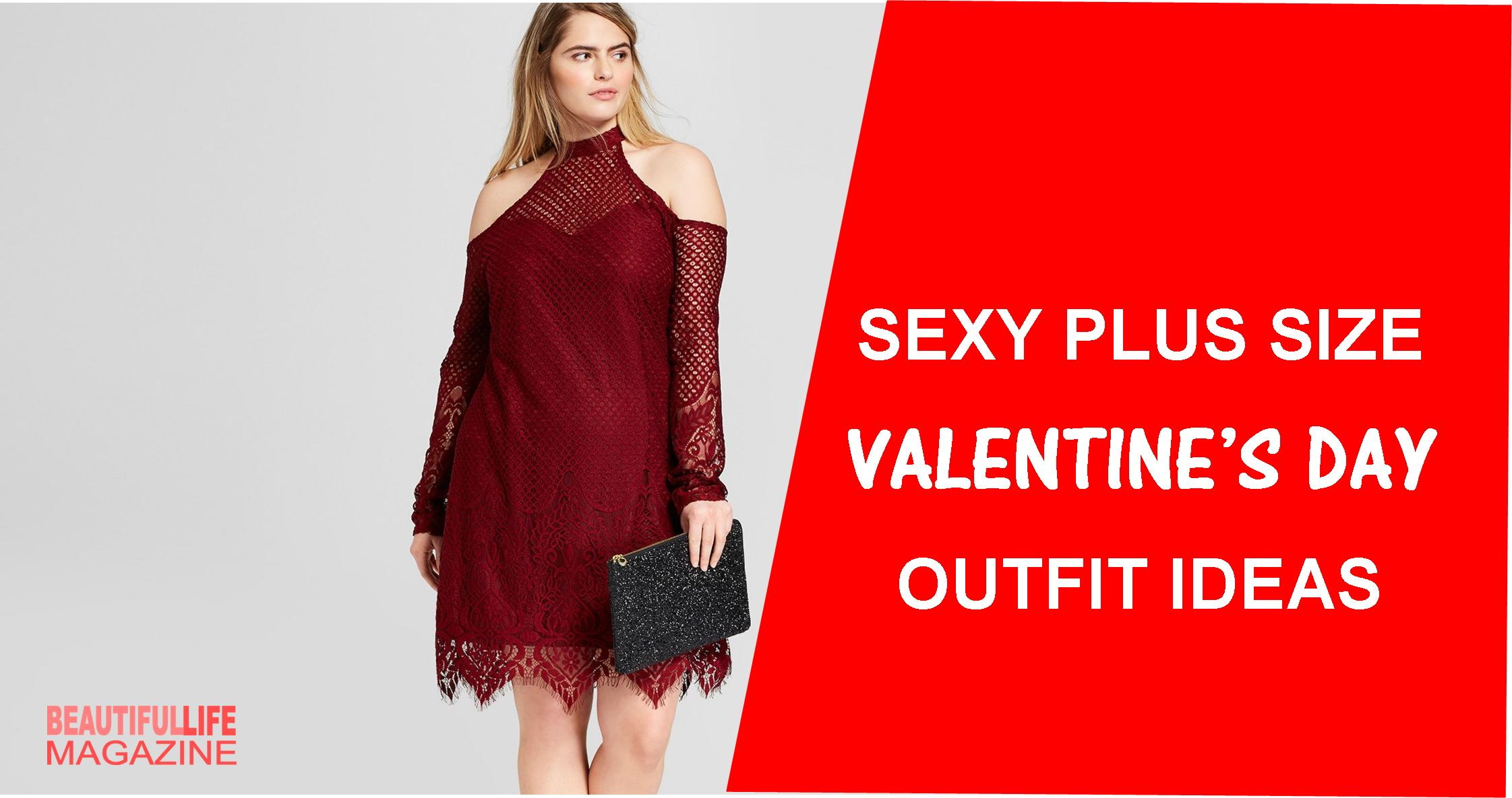 10 Sexy Plus Size Valentine S Day Outfit Ideas Beautiful Life Magazine