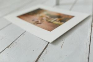 mounted print
