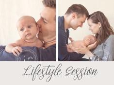 newborn lifestyle session