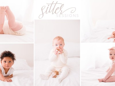 What if I missed having newborn photos