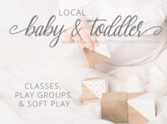 local baby and toddler classes and groups in epsom