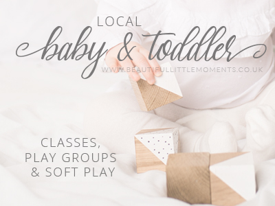 Baby & Toddler Groups in  Epsom – by Day of the Week!