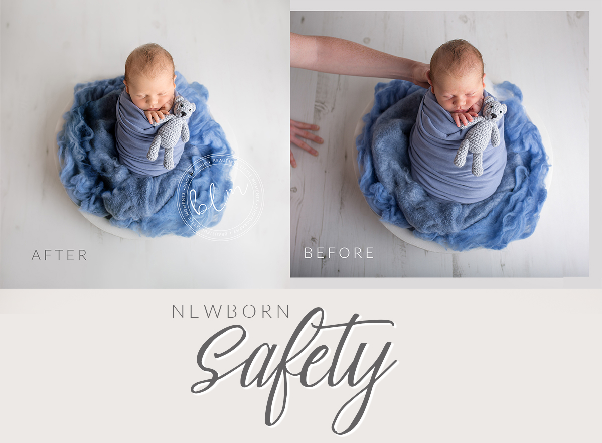 Beautiful Baby Photographs Newborn Safety