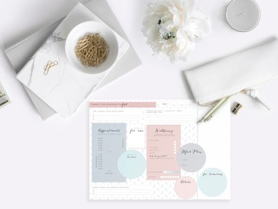 Mindfulness Day Planner