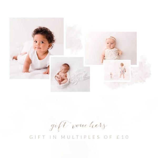 gift vouchers multiples of £10