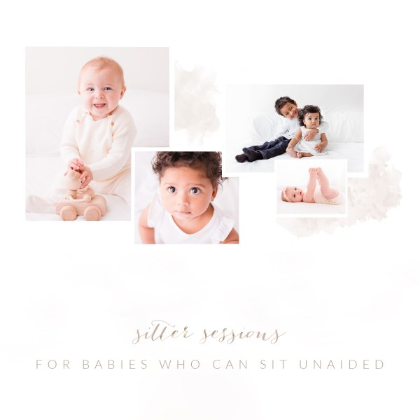 older baby photography sessions