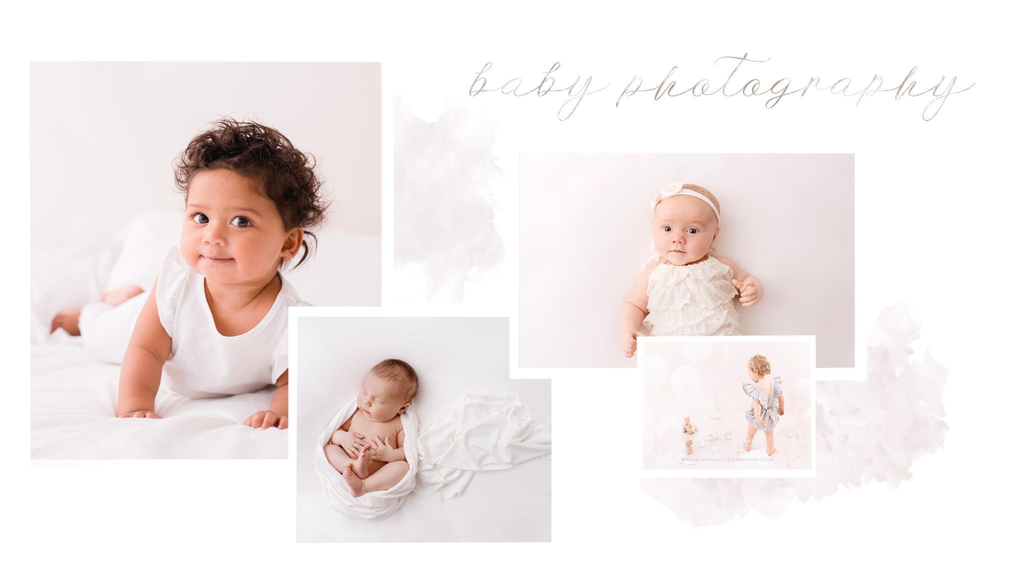 newborn through to first birthday baby photography epsom surrey