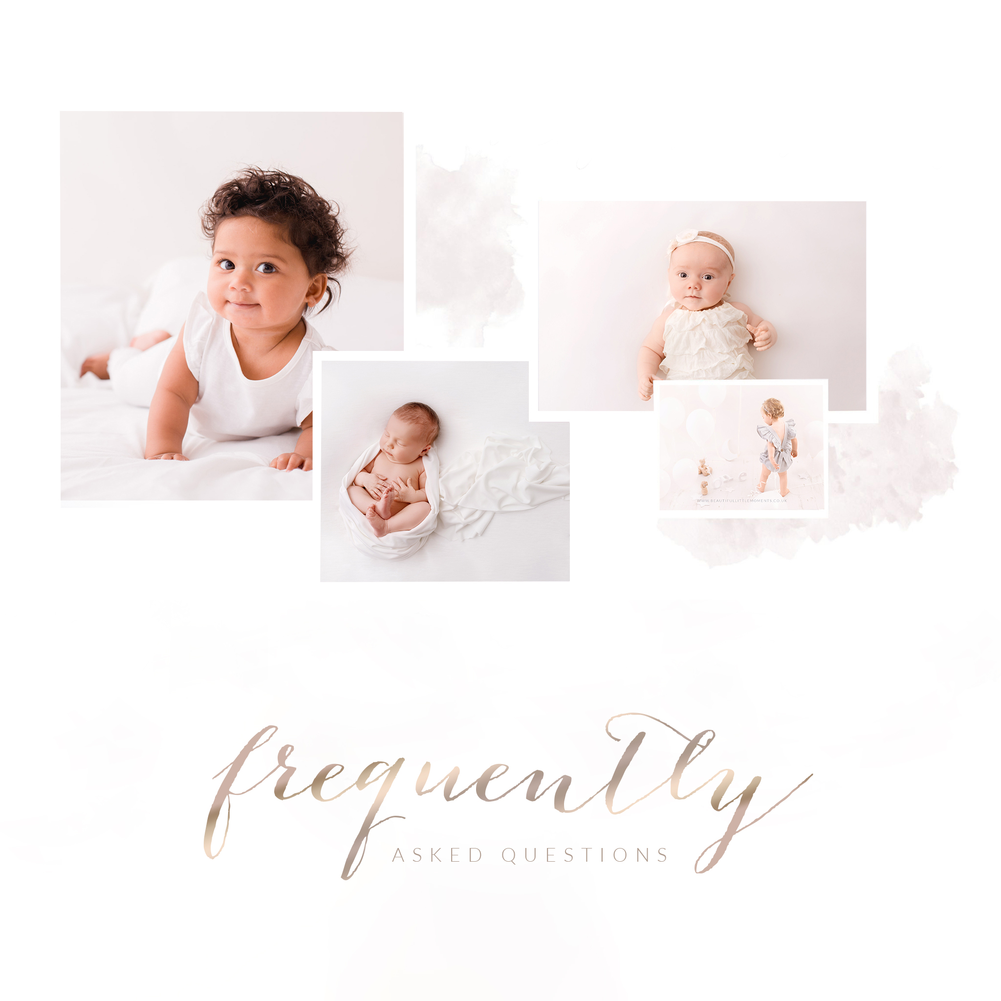 newborn photography frequently asked questions