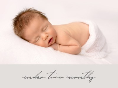 newborn baby photography babies under 2 months