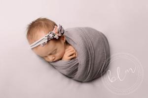 newborn-baby-girl-neutral-colours-wrap-headband-epsom-surrey