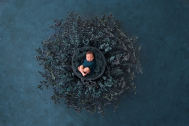 newborn-baby-boy-photo-shoot-epsom-surrey-blue-2