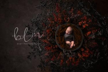 newborn-baby-photography-nest-red-epsom-surrey