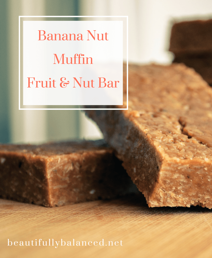 Pinterest Banana Nut Bar