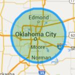 Oklahoma City, Edmond, Norman, Yukon, and Midwest City