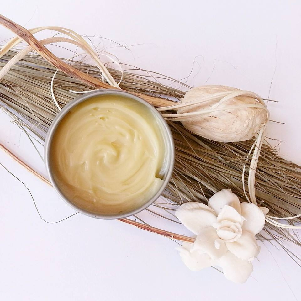 Vegan, Organic, and Unrefined Body Butter. Simply Thursday. Simply the Best for Your Family.