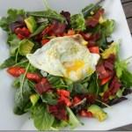 Bing Bang Boom BL(ea)T Salad
