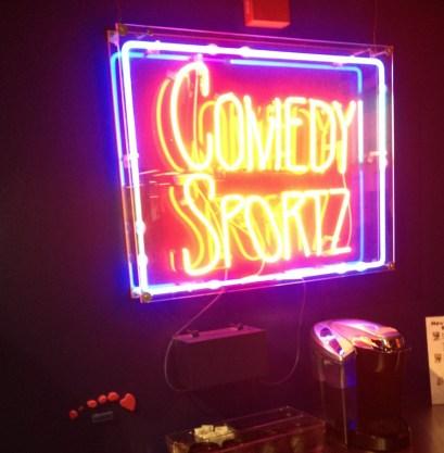 comedy sports