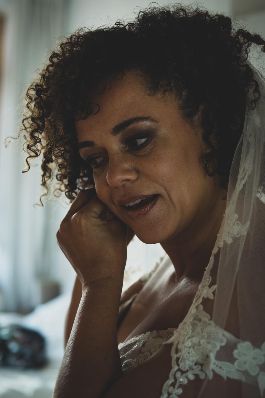 Getinte huid bruidsmakeup Rijswijk Dost Fotografie