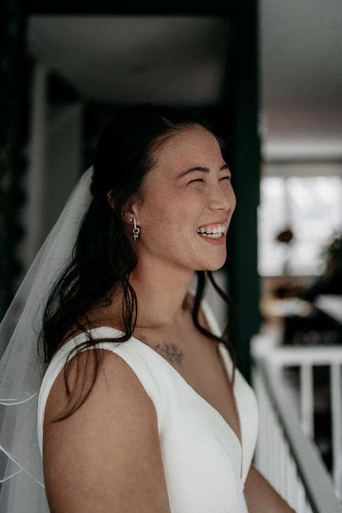 Bruidsmakeup Bruidskapsel Aziatische bruid Dordrecht