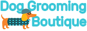 Dog Grooming Boutique Logo