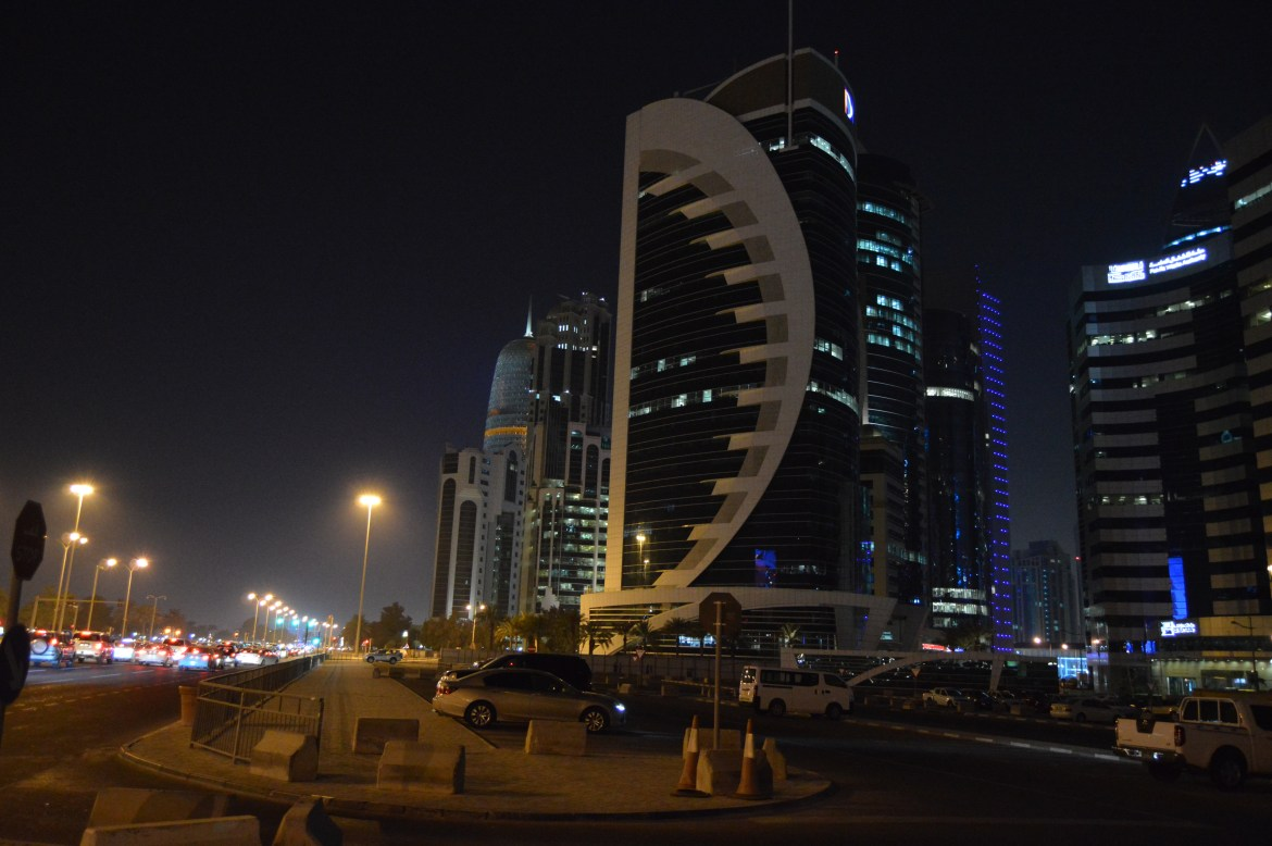 Doha Bank Building
