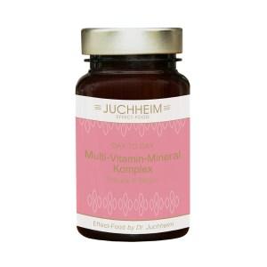 Multi-Vitamin-Mineral Komplex - Effect-Food by Dr. Juchheim