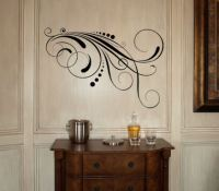 Product reviews: Swirl Dot Embellishment IV Wall Decal