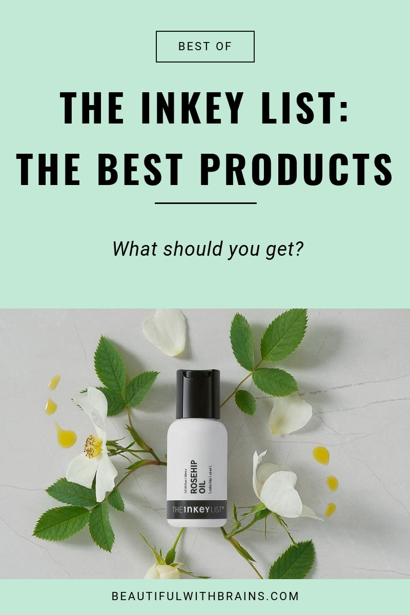 What Are The Best The Inkey List Products? – Beautiful ...