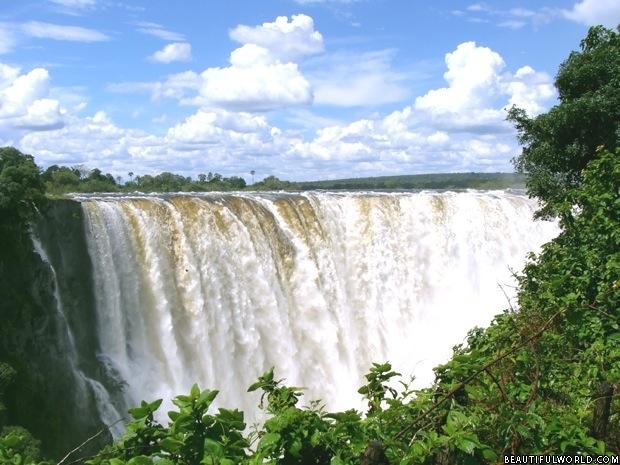 Guyana Wallpaper Kaieteur Falls Victoria Falls Facts Amp Information Beautiful World