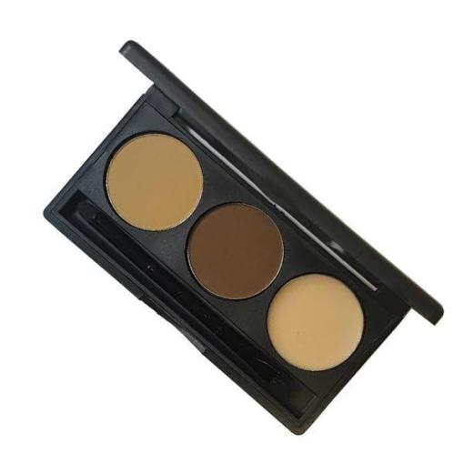 MUD Cosmetics 3pc Brow Kit