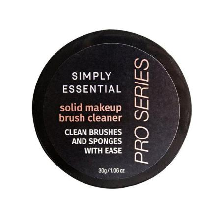 Simply Essential Solid Makeup Brush Cleaner