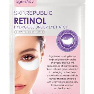 Skin Republic Retinol Hydrogel Under Eye Patch 3 pairs