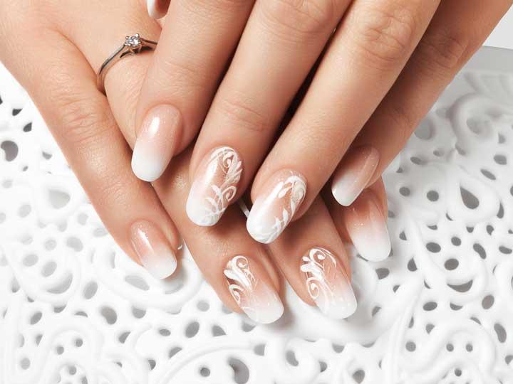 trouwnagels - nagels bruiloft