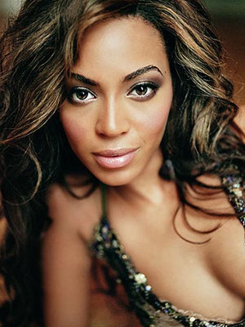 Beyonce Dark Shade Skin Makeup