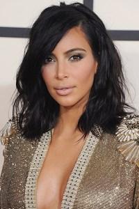 Kim Kardashian - Free Hair